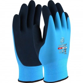 Dual Coated Latex Glove (5 pairs)