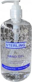 16 x Hand Sanitizer Gel (500ml Pump Bottle)