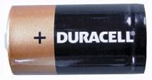 Duracell Battery/Batteries  C    (2)