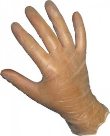 Box of Vinyl Gloves  (100)