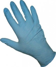 Box of 100 Nitrile Gloves POWDER FREE