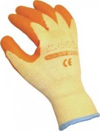 Non-Slip Elasticated Gloves - (5 pairs)