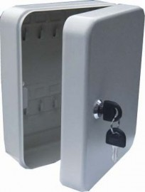 Lockable Key Cabinet (20 hooks)