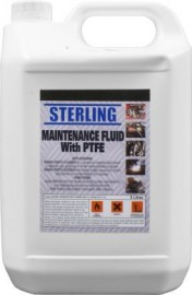 Penetrating maintenance Oil (5ltrs) with PTFE
