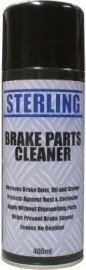 Brake Cleaner Aerosol/Spray (400ml)