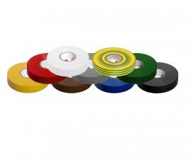 PVC Insulating Tape BS EN 60454-2, 19mm X 20m