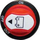 Panel Mounted Battery Isolator Switch 50A