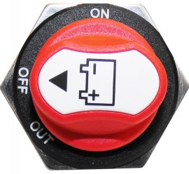 Panel Mounted Battery Isolator Switch 200A