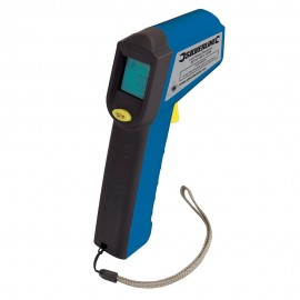 Digital Infrared Thermometer with Laser