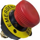 Surface Mounted Emergnecy Stop Switch 150A